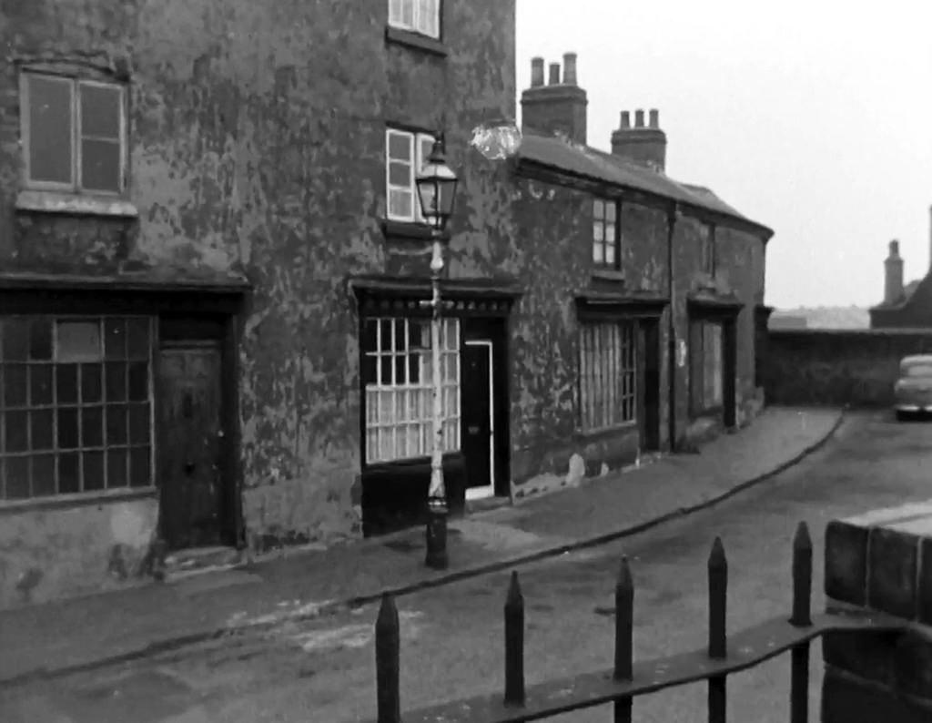 1965 Old Birmingham Ladywood Slum Clearance Birmingham