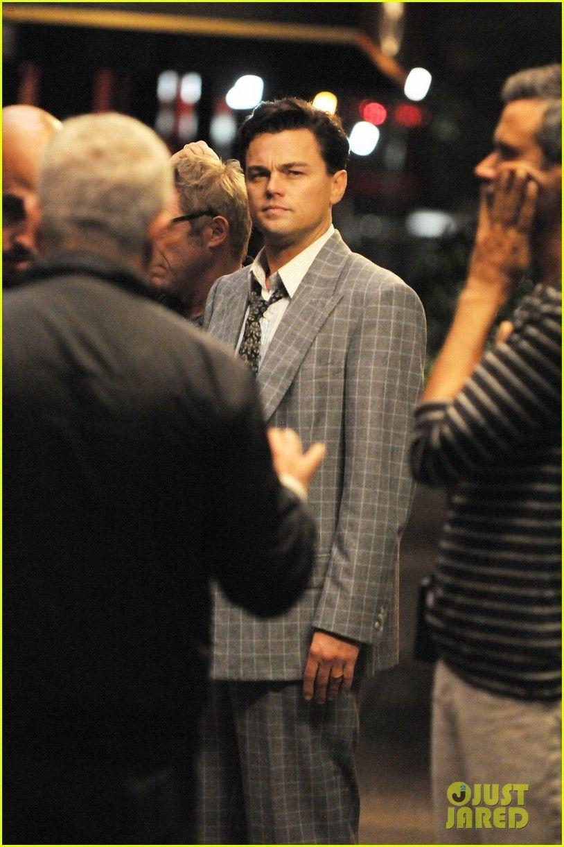 05528f6111d Leonardo DiCaprio   Wolf of Wall Street  Night Shoot!