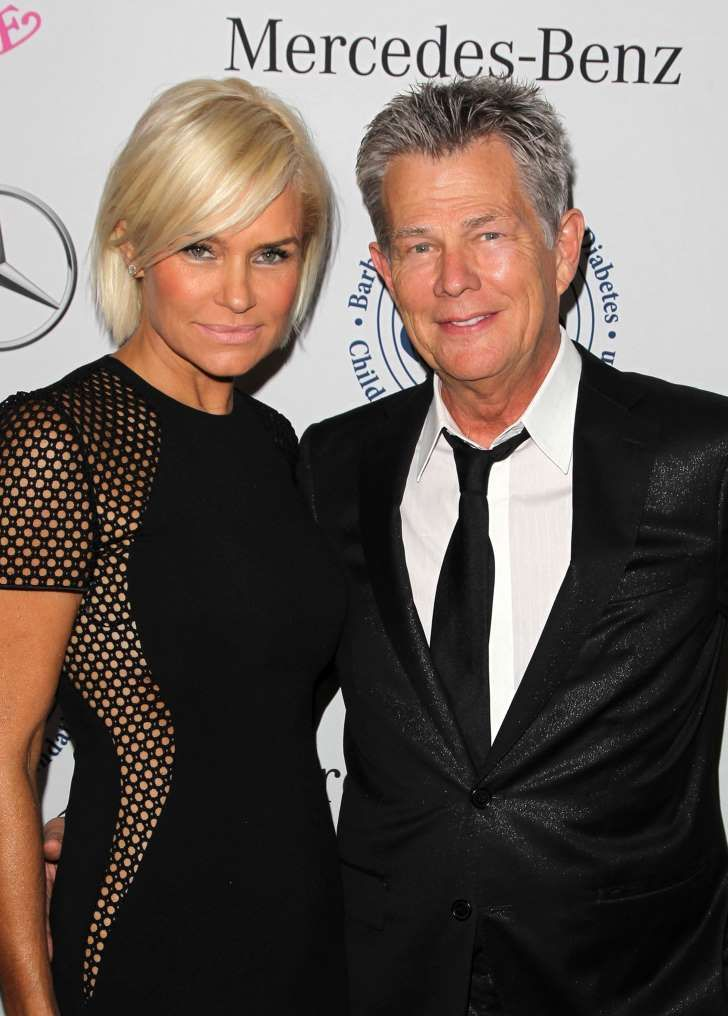 David Foster 67 And Katharine Mcphee 33 Ignite Romance Rumors Yolanda Foster David Foster Wife The Fosters