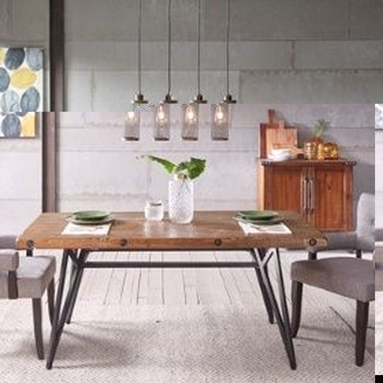 30 Latest And Modern Trestle Dining Table Design Möbel Outlet Bett Wohnzimmermöbel