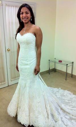 Search Used Wedding Dresses Preowned Gowns For