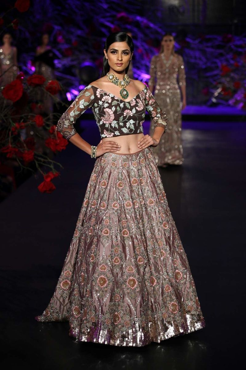 Manish malhotra empress story couture collection manish