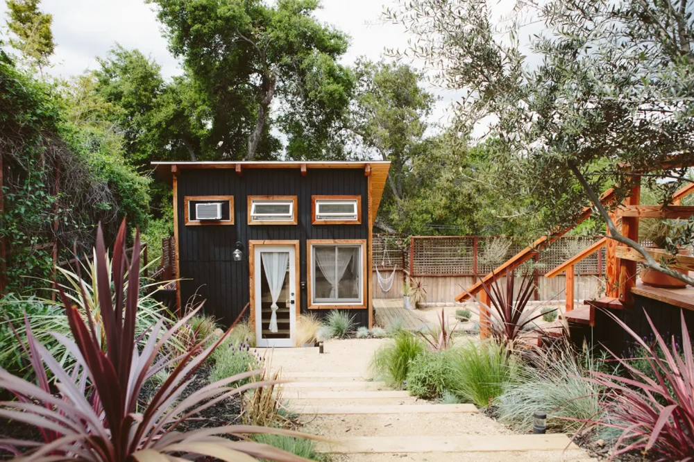 The Topanga Bungalows The Tiny House Guesthouses For