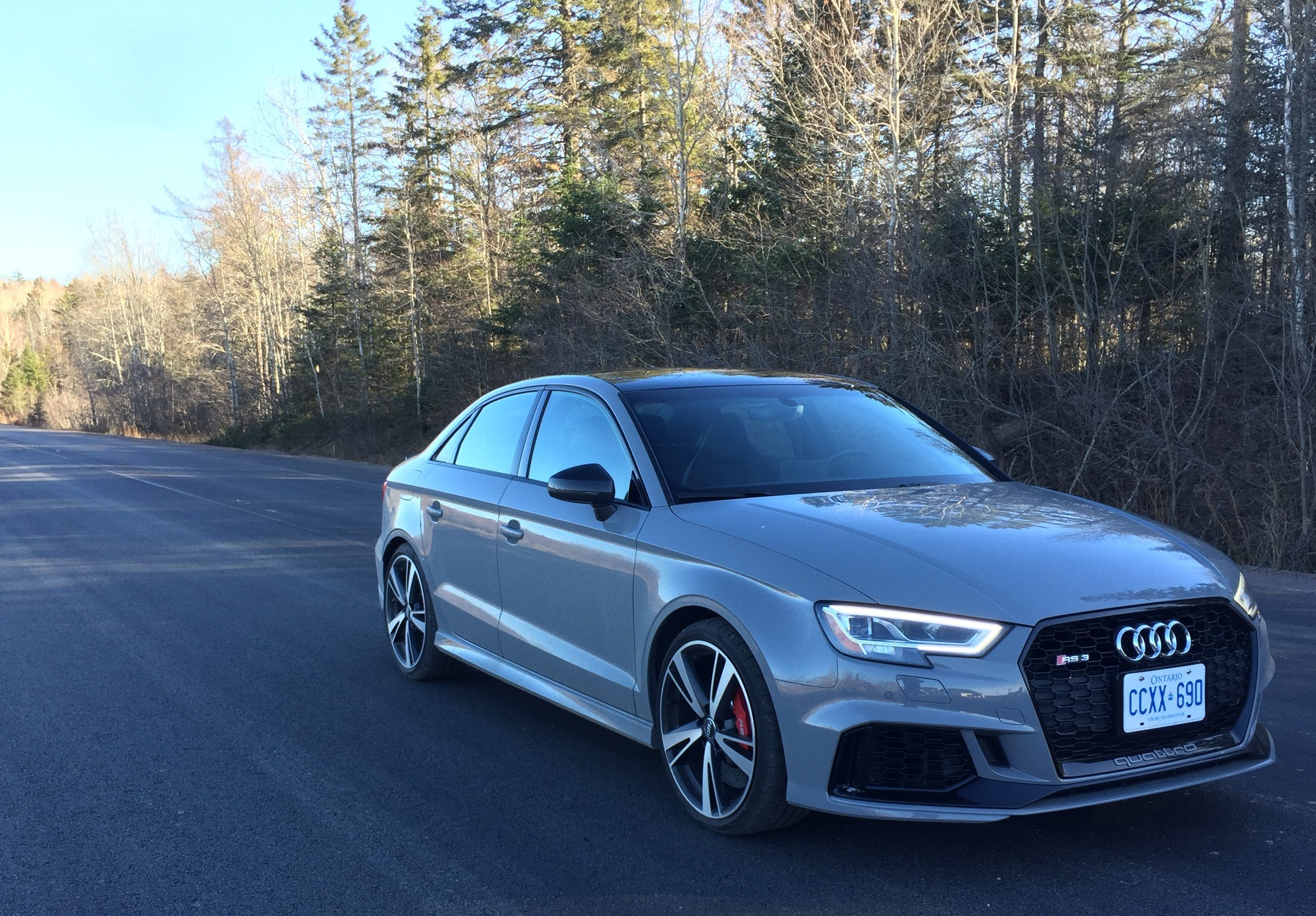 2018 Audi RS3 Review – Wizard of Aahs - The Truth About Cars || It\'s ...