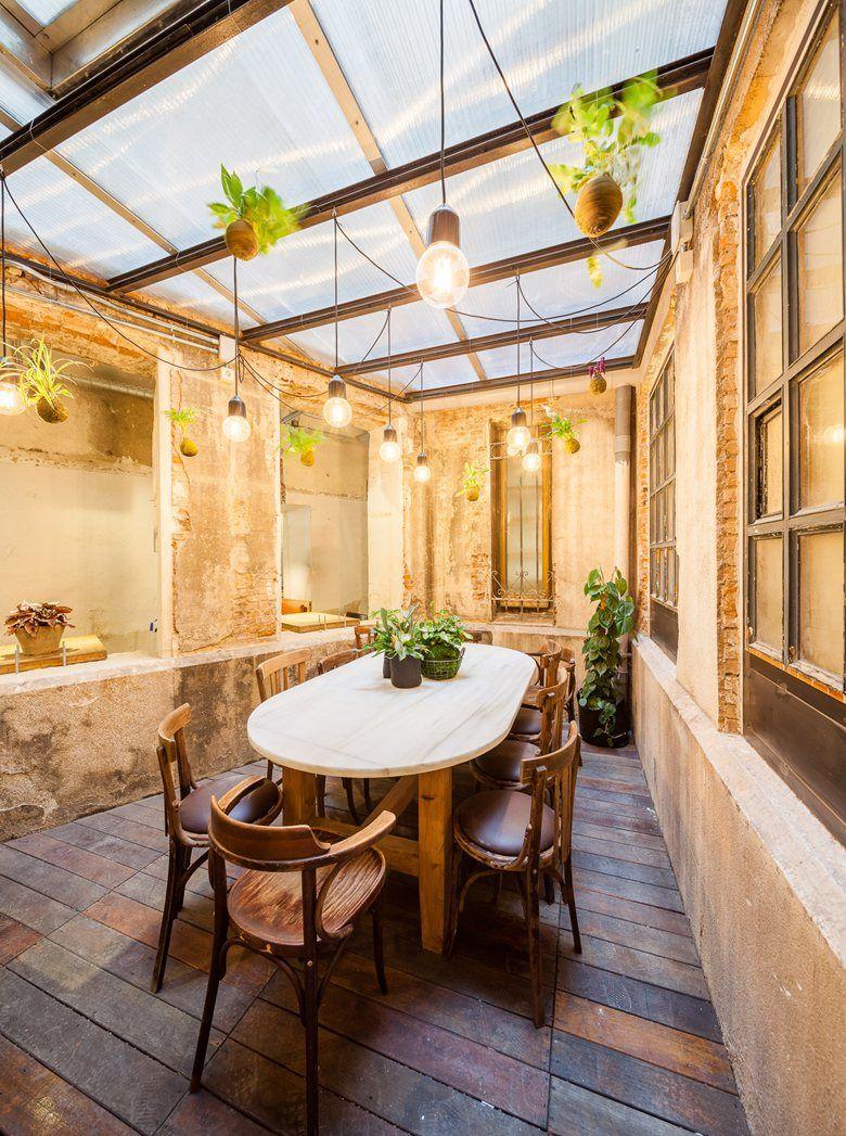 restaurante fismuler, madrid, 2016 - arquitectura invisible