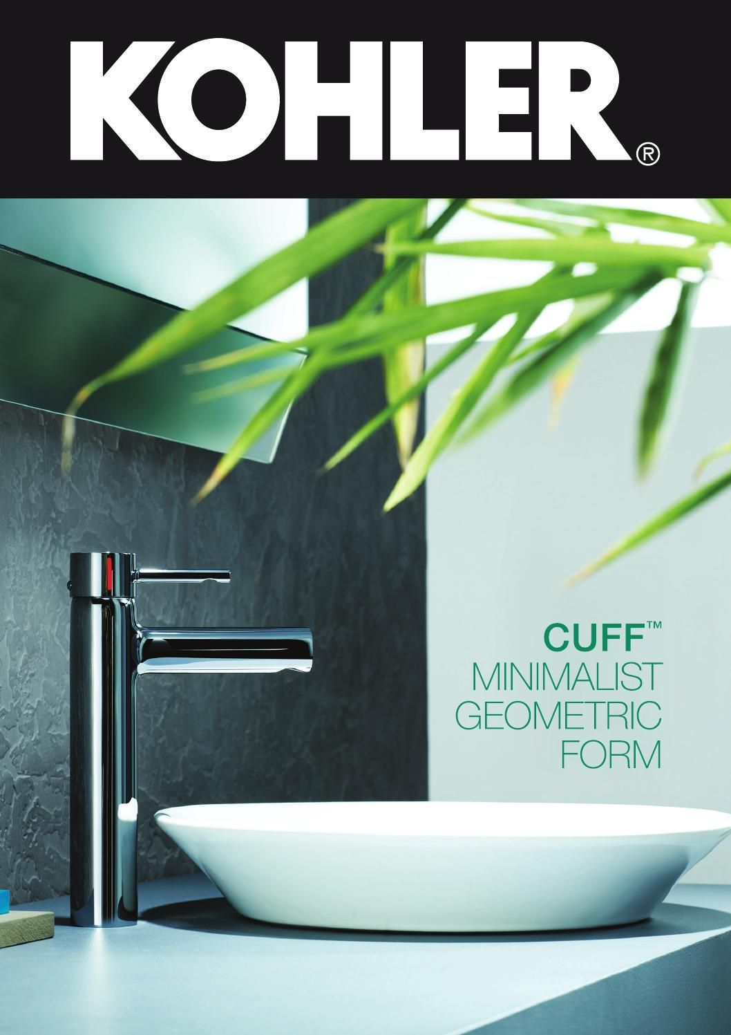 Kohler Cuff Flyer | Pinterest | Hardware