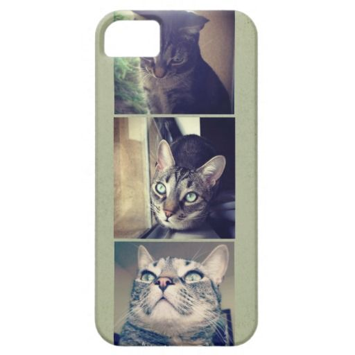 Three Photo Instagram Template.      Customize this case by replacing the existing Instagram photos with your own.