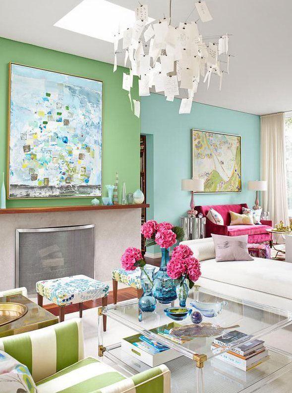 Feminine interior design ideas decorating interiors and house beautiful