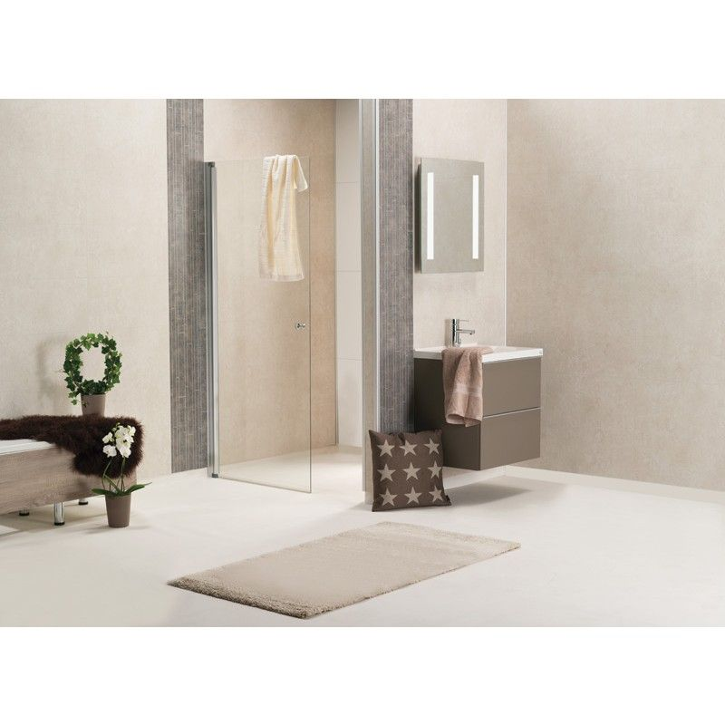 Bathroom panels Bauhaus Våtrumspanel Sahara New bathroom - badezimmer bauhaus