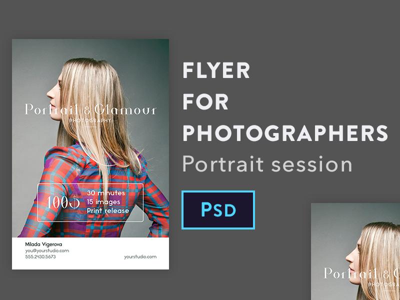 Flyer PSD by Andrea Boi