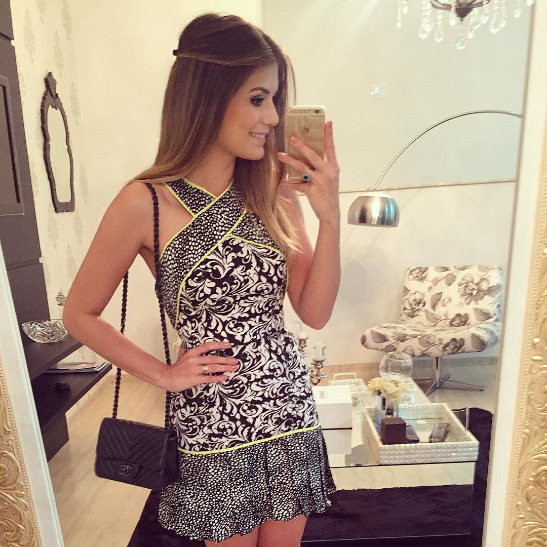 {Mix} De @raizzdamoda Vestido já do lançamento verão que rola amanhã em todas as lojas!  • #lookdanoite #lookofthenight #ootn #selfie #blogtrendalert