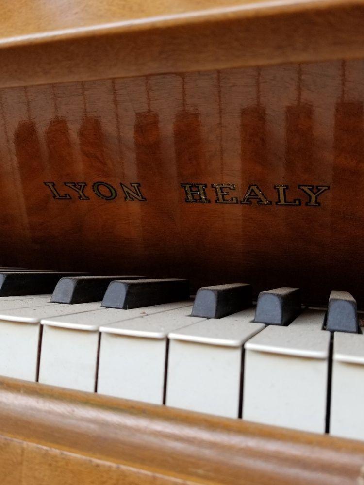 Piano By Lyon Healy Apartment Style Lyonhealy