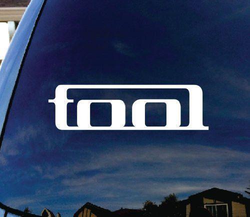 Tool Band Car Window Vinyl Decal Sticker Wide Car Stuff - Decals for trucks windows