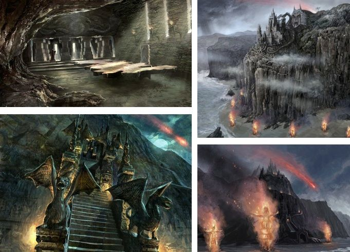 Dragonstone With Images Concept Art