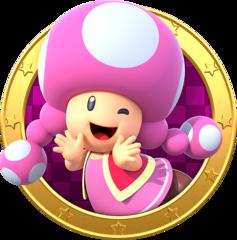 Gallery:Toadette - Super Mario Wiki, the Mario encyclopedia
