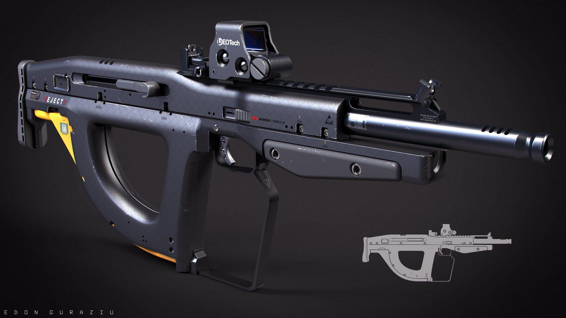 Edon Guraziu Concept Designer - Foundry42 / Star Citizen ...