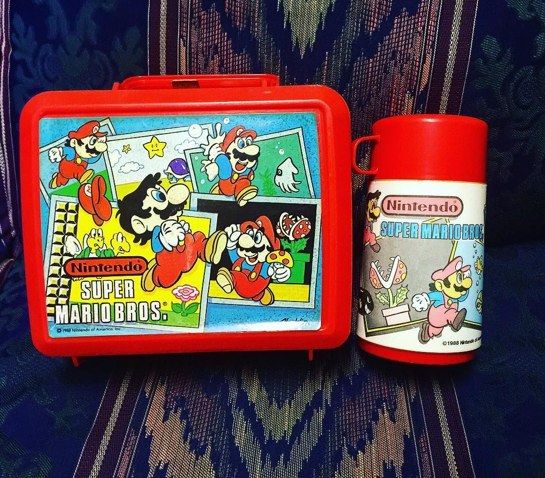 Interesting one by dsvgh_gaming #supernintendo #microhobbit (o) http://ift.tt/1M1Vff7 of my favorite finds! This Super Mario Bros. lunchbox!!!! #retro #retrogames #retrogaming #cib #beautiful #retroliberty #retrendogames #retrocollective #igersnintendo #retrogamingrelived #lunchbox #mario #supermario #thermos #geek #nerd #nintendo #nes  #nintendo #youtube #instagram #dsvgh_gaming @retrogamingrelived @retroandrare @retrogamingaddiction @retro_gaming_fanpage @everydaymario @igersnintendo…