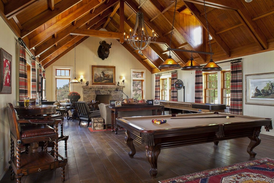 Pin by Natalie Lyon on family room | Rustic family room ...