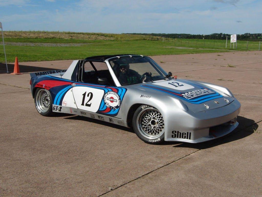 Porsche 914/914.8/916/Murène Porsche 914, Porsche e Coupe