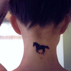 horse tattoo   Tumblr