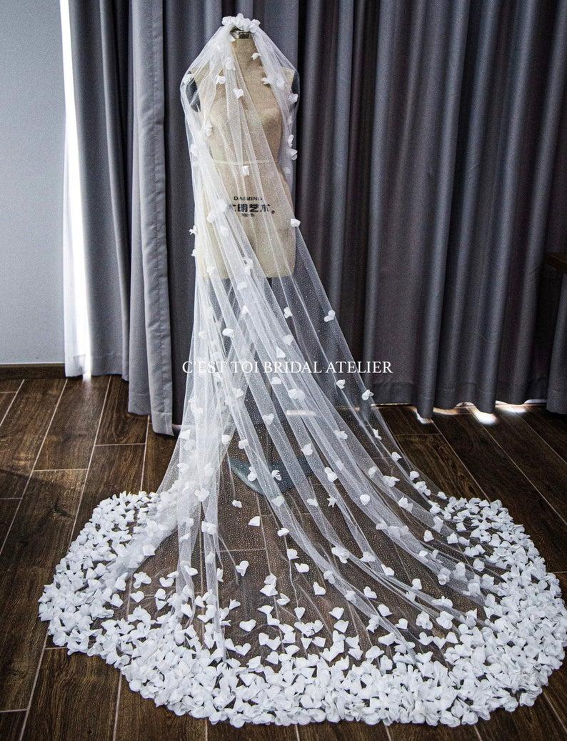 Pin On Wedding Veils