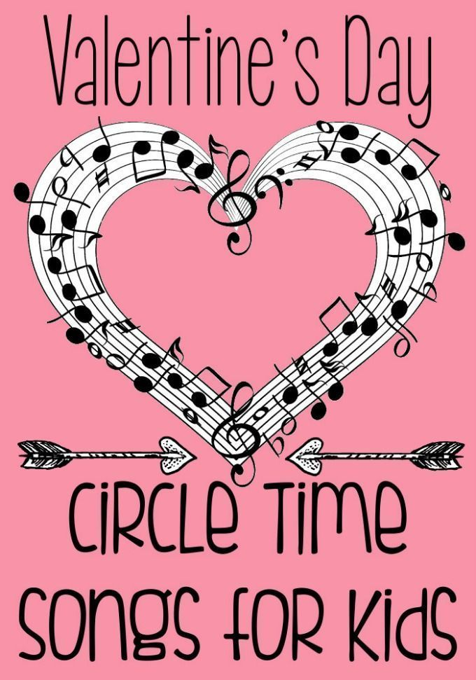 free valentine's day songs and rhymes for circle time {and free, Ideas