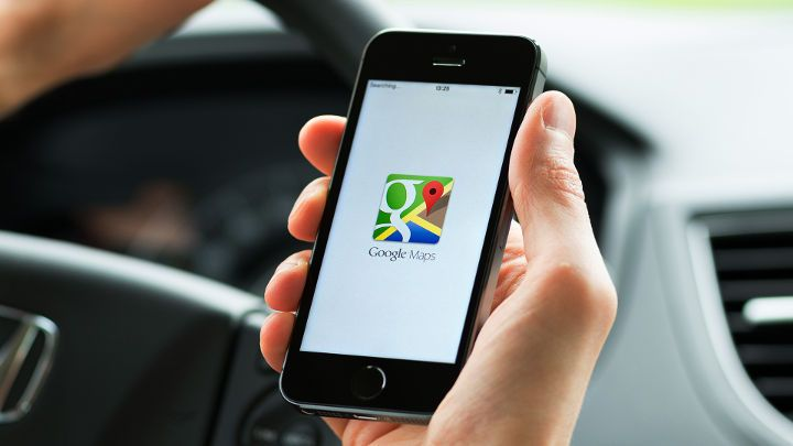 google maps iphone offline