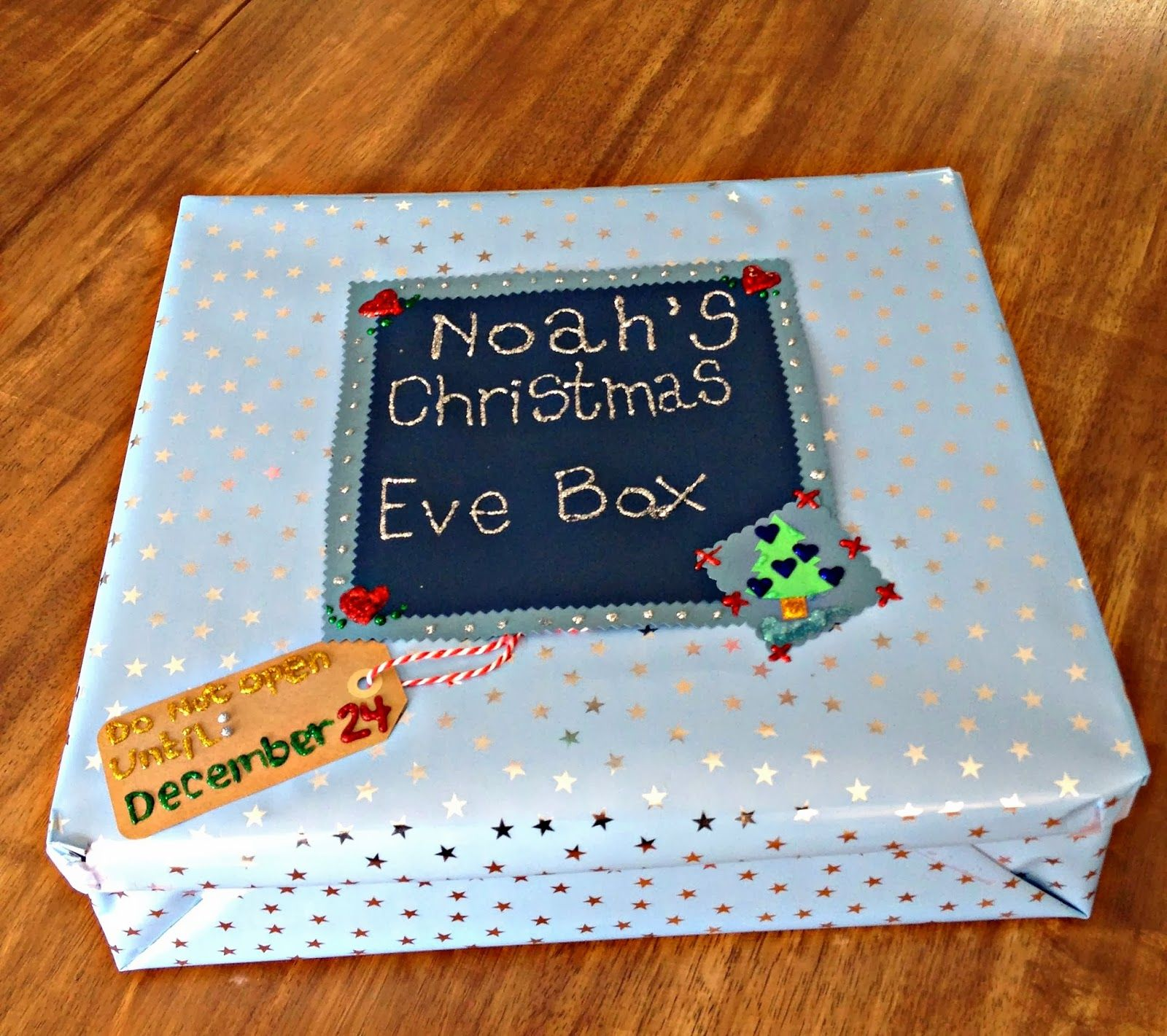 Night Before Christmas Box Start A Family Tradition | Box, Christmas ...