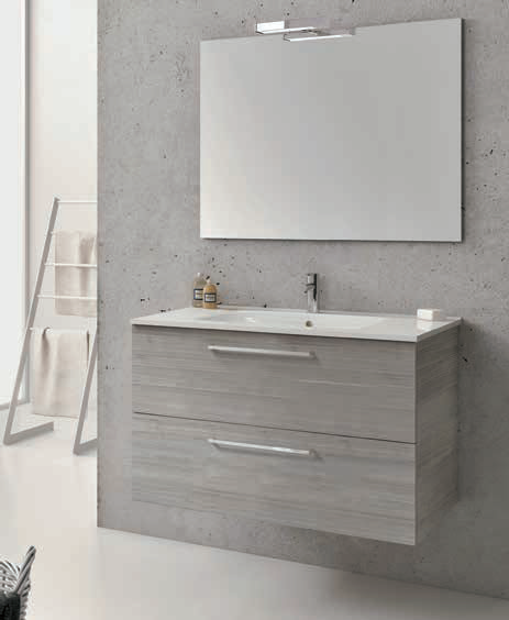 Offerta #Royo Easy #Mobile #Bagno. Disponibile in diverse finiture ...