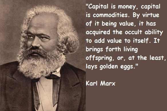 a brief description of the philosophies of karl marx Of karl marx and friedrich engels holds that property is nothing but a device in the social warfare between the capitalist and political philosophy: marx and engels.