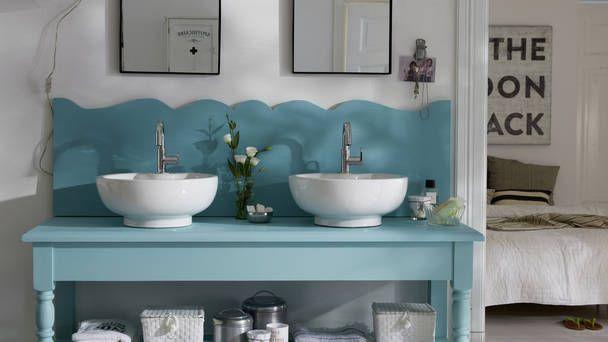 13 Ideen für kleine Badezimmer - kleine badezimmer design
