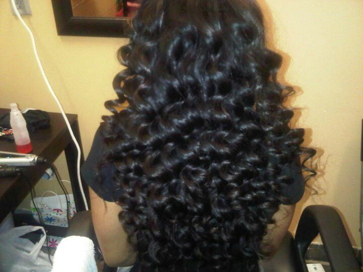 Small Wand Curls Hair Plus Hair Hair Styles Natural Hair Styles