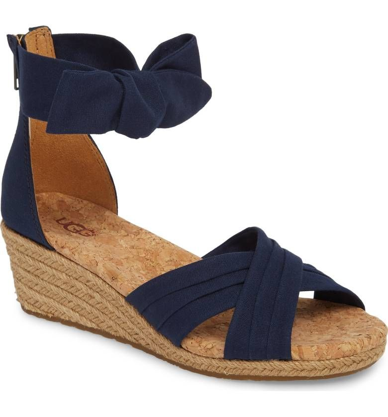 summer sandals #summerfashion #wedges #shoes #summershoes #womenshoes