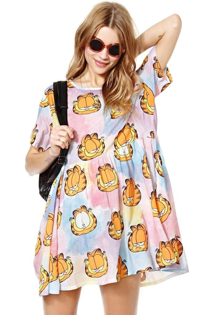 Lazy Oaf Nine Lives Dress