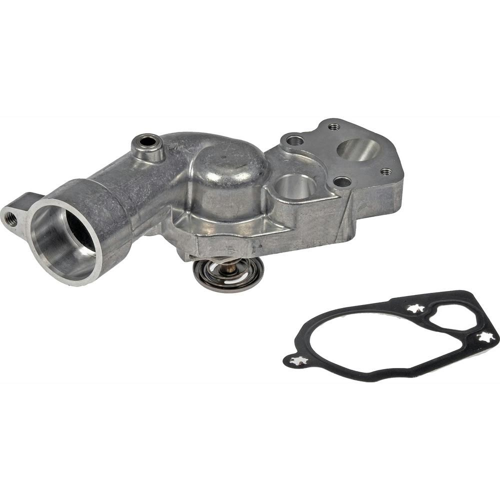 Oe Solutions Engine Coolant Thermostat Housing Assembly 902 2100 The Home Depot In 2021 Engineering Thermostat Buick Lacrosse
