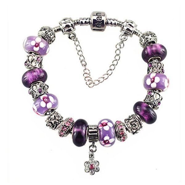 bijous bracelet pandora pour filles