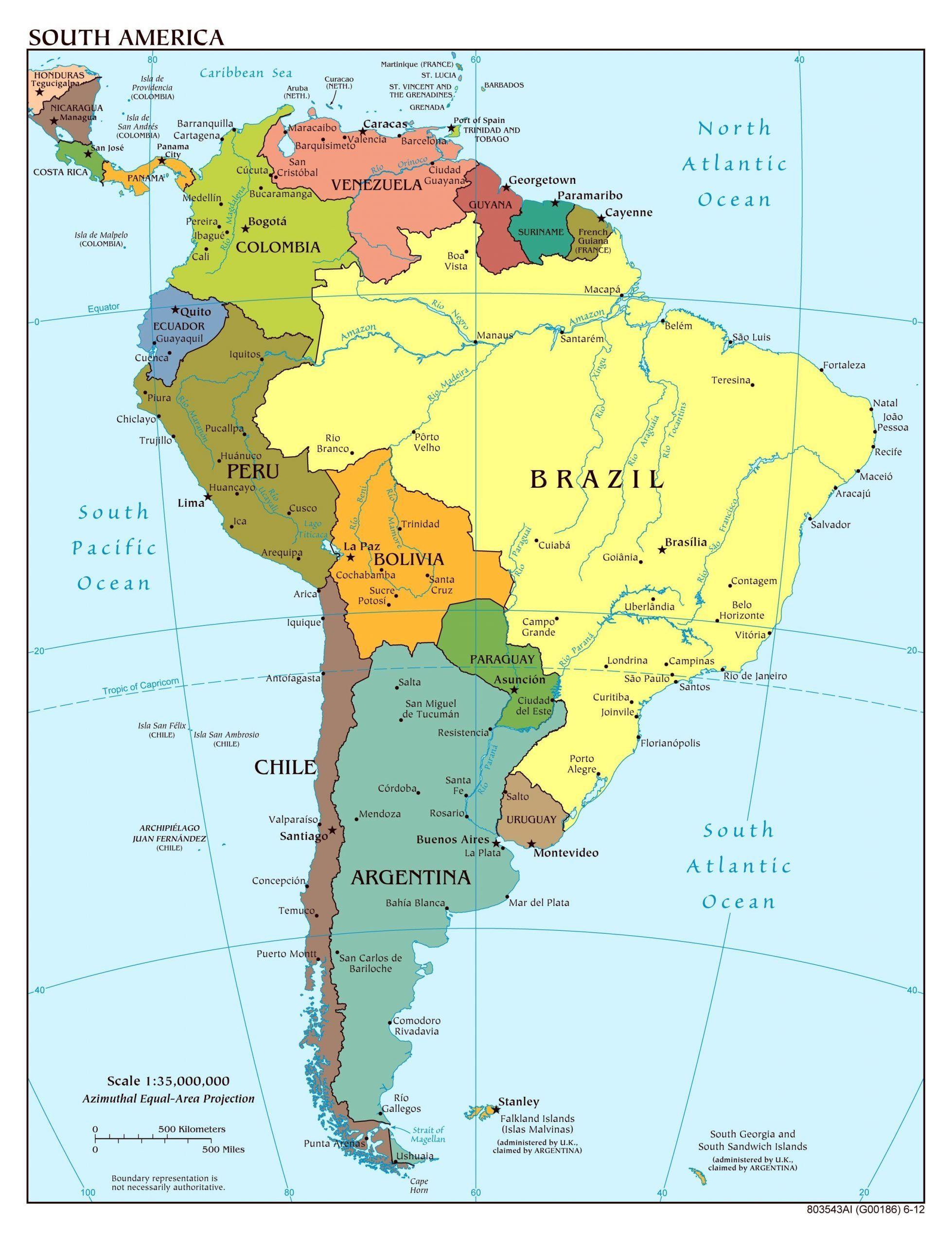 North America Physical Map Worksheet Latin America