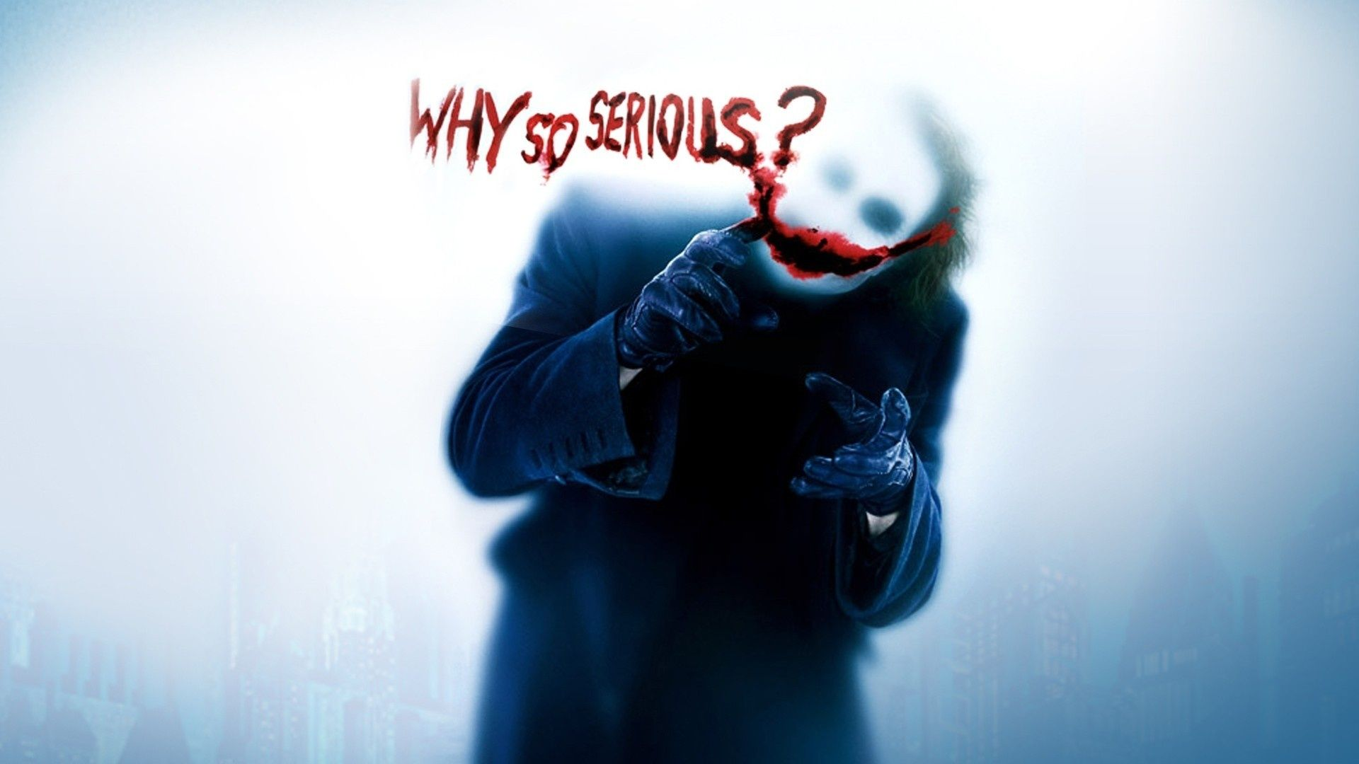 Arg Why So Serious Lors De La Sortie Du Film Batman The Dark Knight El Guason Peliculas Completas Situaciones Dificiles