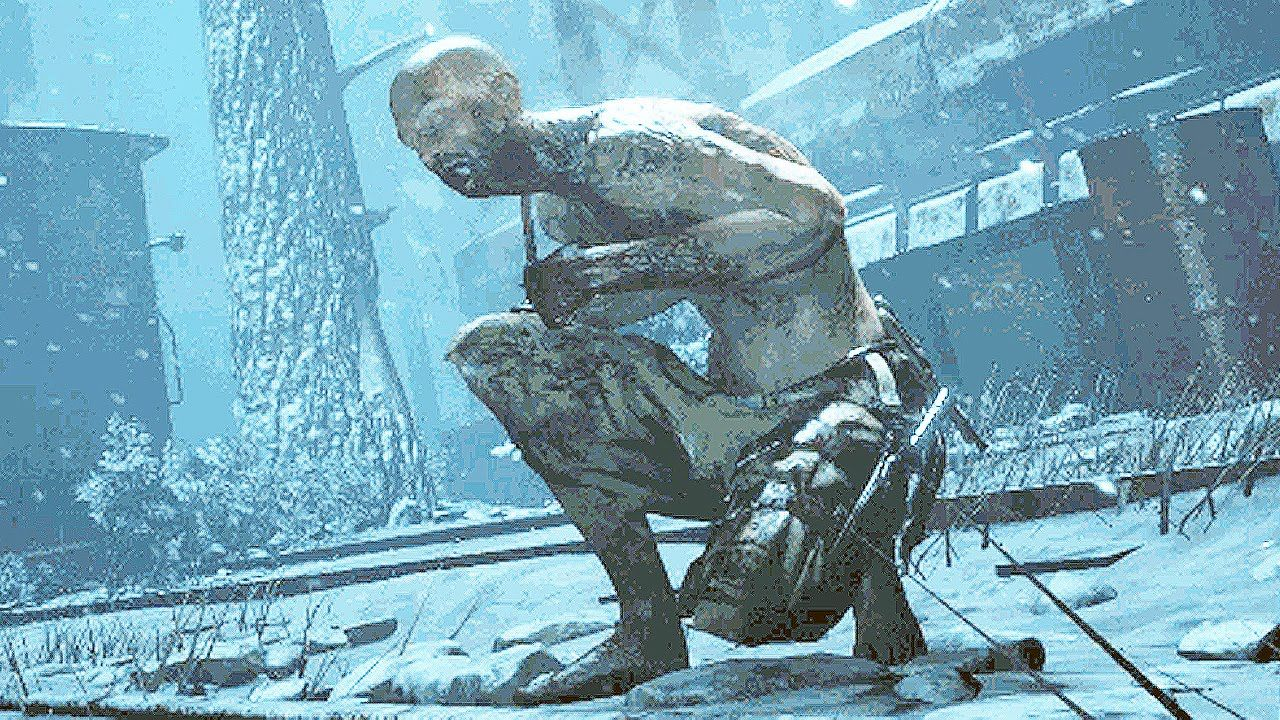 Nice Rise Of The Tomb Raider Zombies Gameplay Lara S Nightmare Mode Ps4 Xbox A Person Personal Computer Mode