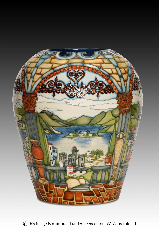 Moorcroft Pottery \