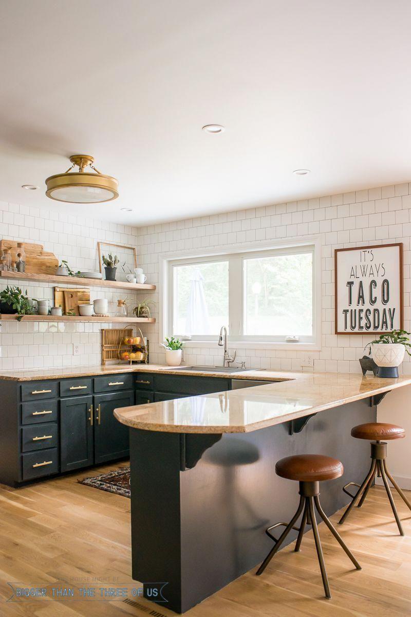 DIY Kitchen Renovation Kitchen Updates Including How We Use