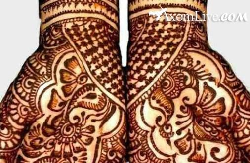 Mehndi Designs App Download : Download latest mehndi design for android app axomlive downloads
