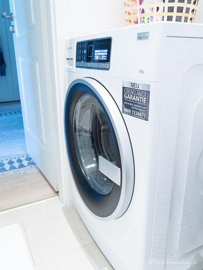 Bauknecht PremiumCare ShoppingBonus Waschmaschinen sind