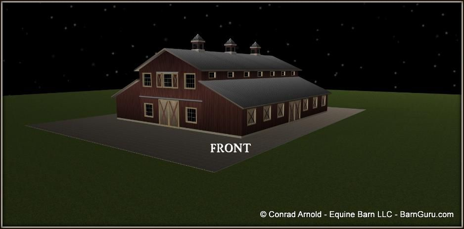 Party Event Barn Plans - - Design Floor Plan #eventingbarn