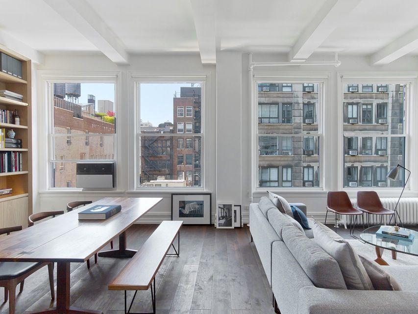 Inside a Minimalist New York City Apartment