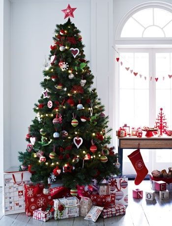 lovehome.co.uk Traditional Christmas ideas Navidad