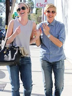 Star Tracks Monday February 17 2014 Portia de rossi Ellen