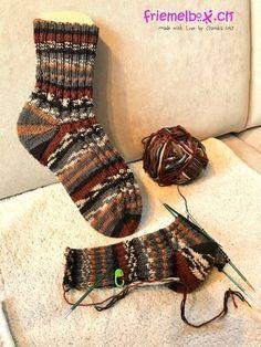 Photo of Meine Lieblings-Strickmuster für Socken