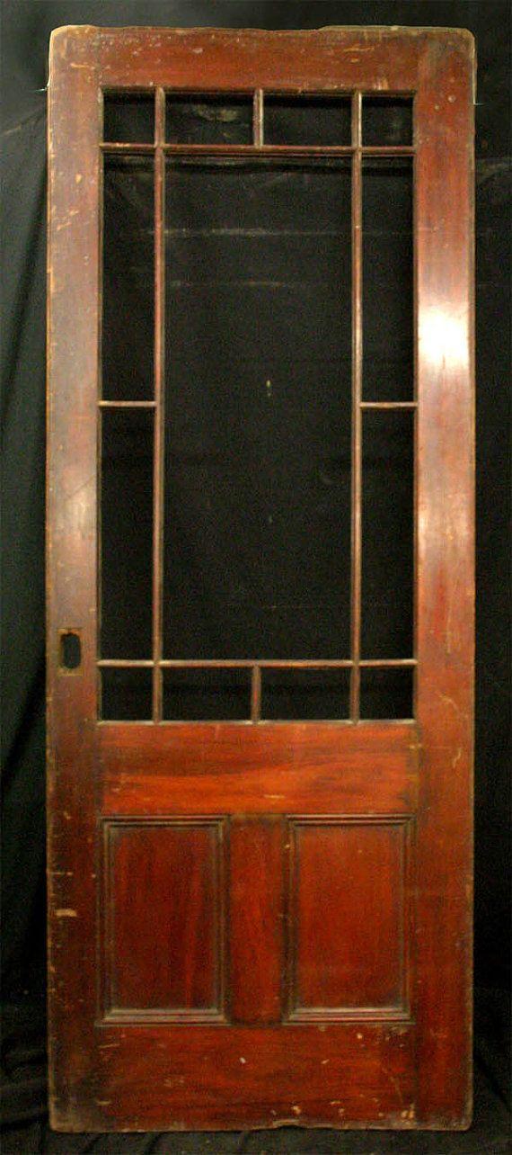 Antique Queen Anne Victorian pocket door - Antique Queen Anne Victorian Pocket Door Details Pinterest