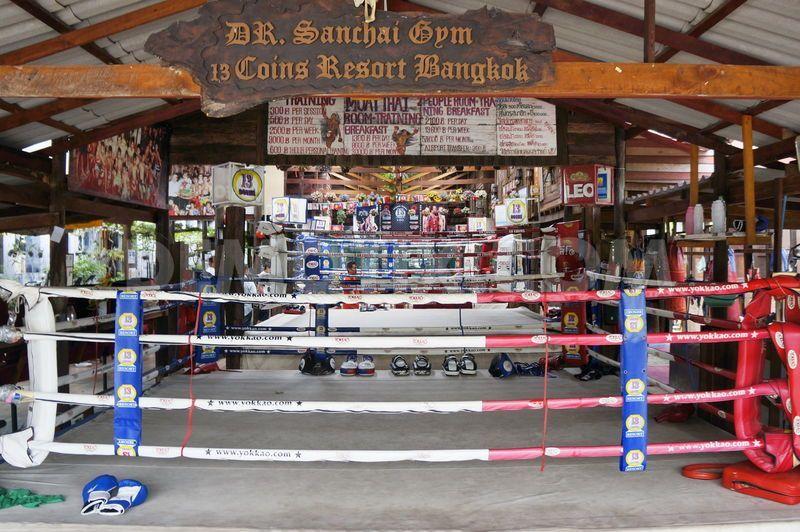 13 Coins Gym Thailand Martial Arts Gym Muay Thai Boxing Gym